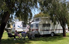 Caravan Park accommodation Bunbury Western Australia