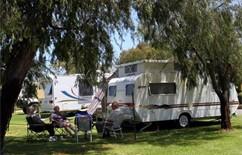 Caravan Park Accommodation in Bunbury Western Australia